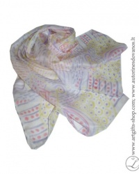 hand-painted-silk-scarf-white-violet-pink-yellow-hand-made-gifts-1