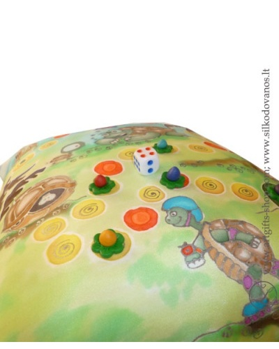 hand-painted-silk-pillow-family-educadable-game-lgifts-green-blue-2