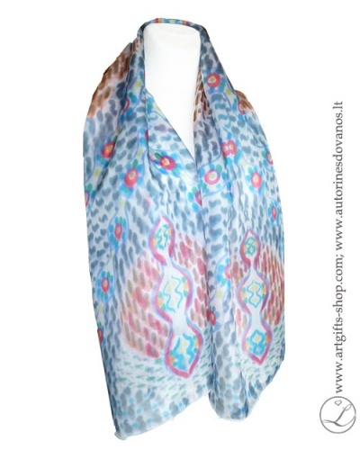 hand-painted-silk-scarf-blue-brown-red-hand-made-gifts-4
